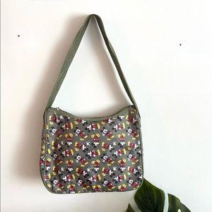 Y2K Disney Micky mouse shoulder bag and wallet
